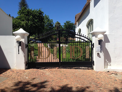 view from outside, Grand Dedale Country House, Entering gate