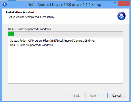 Intel Android Device Usb Driver 1.1 0 Setup Download