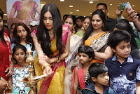 Actress Adah Sharma Launches Saree Niketan Showroom  0003.jpg