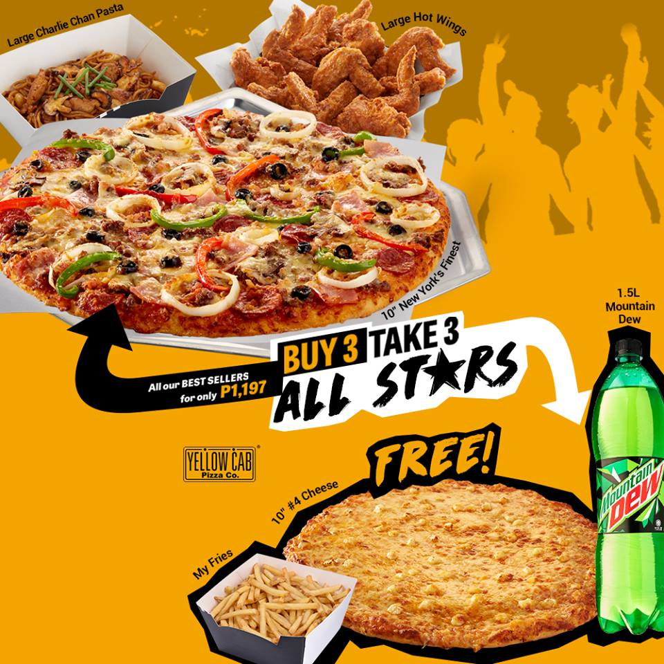 Yellow cab discount coupons