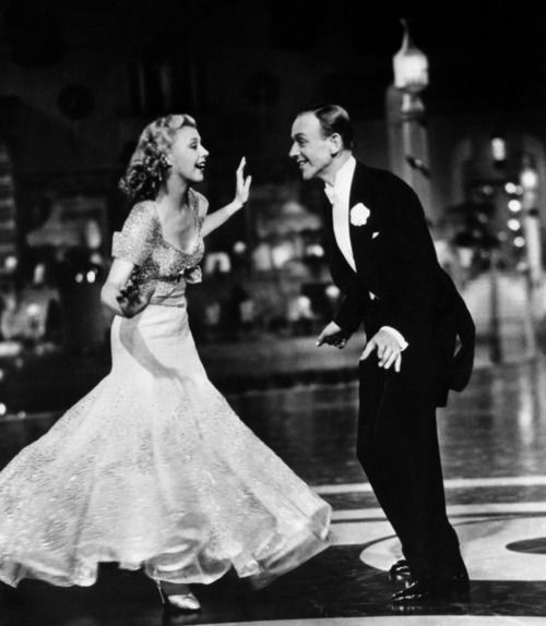 Old Hollywood Top Five Fred Astaire Ginger Rogers Dance Numbers