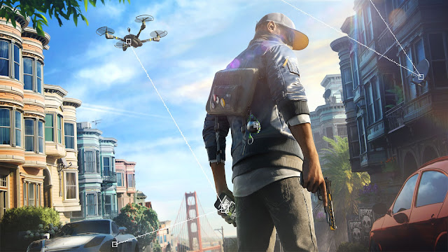 Watch Dogs 2 ZonaHype