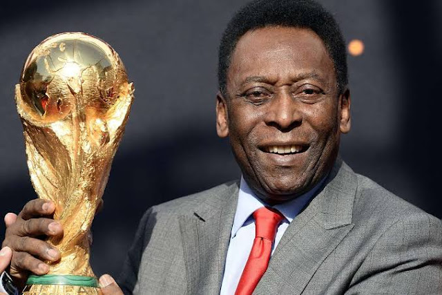 Richest Football Players - Pele