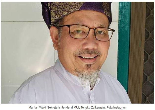 Presiden Ajak Aktif Kritik, Tengku Zulkarnain: Alhamdulillah Pak Jokowi Pancen Oye