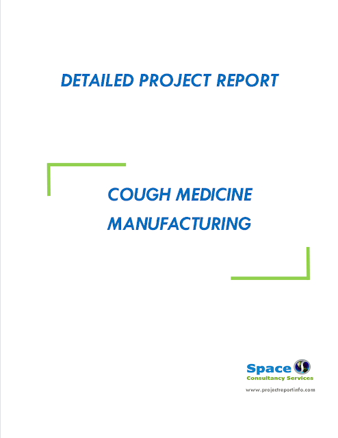 Project Report on Cough Medicine Manufacturing