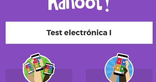 Test de Estructuras [2º ESO Autoevaluación]