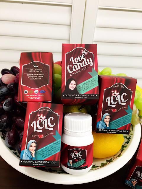 LOVE CANDY LC LC | GULA-GULA CINTA