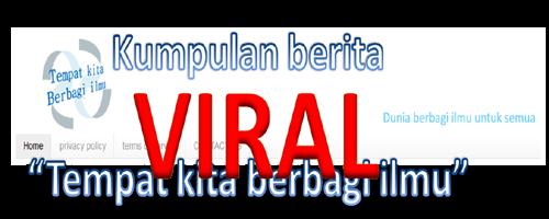 penjelasan mengenai kata viral