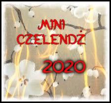 MINI czelendż 2020