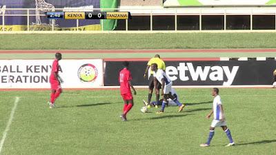 مشاهدة مباراة كينيا وتنزانيا