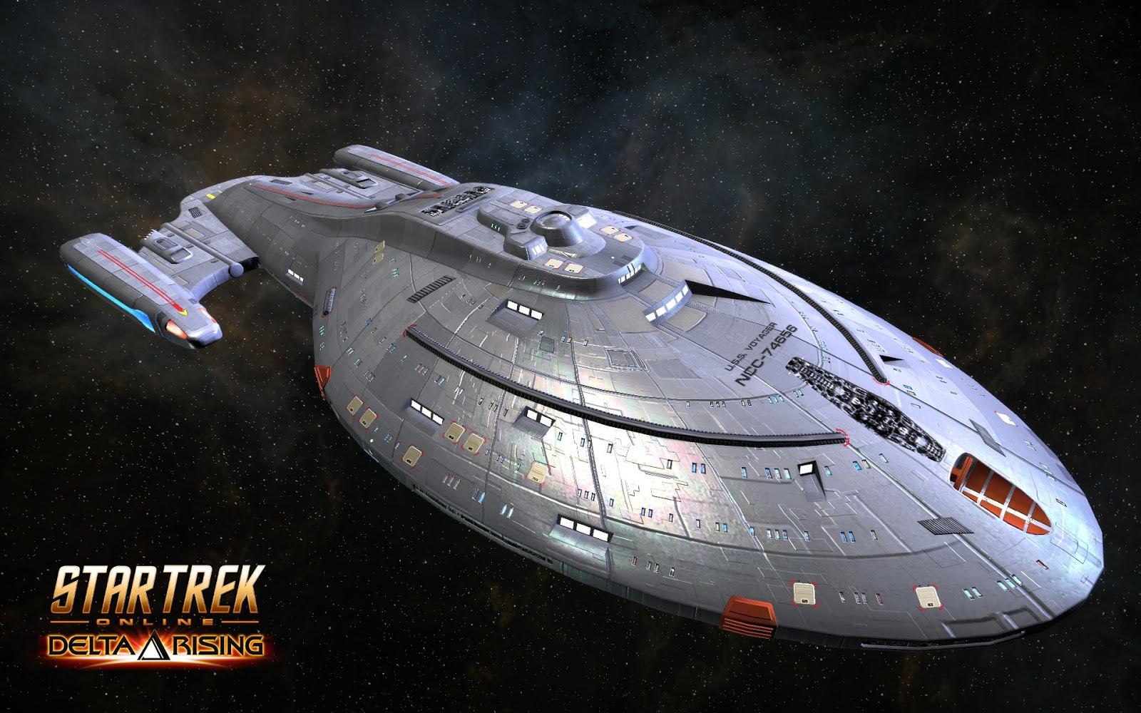 The Trek Collective Star Trek Online S Delta Quadrant