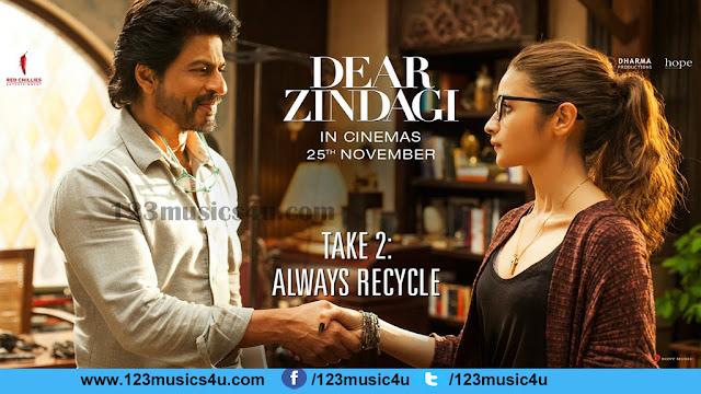 Just Go To Hell Dil | Hindi Movie | Song Lyrics | Shah Rukh Khan & Alia Bhatt |