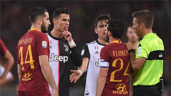 نتيجة مباراة يوفنتوس وروما اليوم السبت بتاريخ 01-08-2020 في الدوري الايطالي