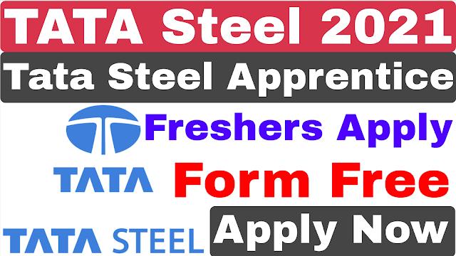 TATA Steel Recruitment 2021 | Tata Steel Job | TATA Steel Vacancy