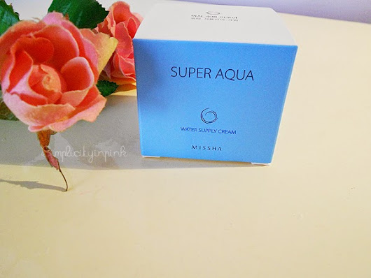 REVIEW | Super Aqua - Missha