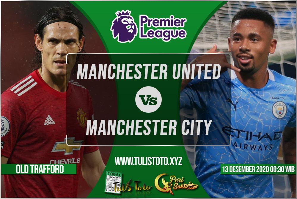 Prediksi Manchester United vs Manchester City 13 Desember 2020