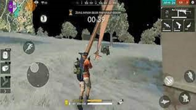 cara Cheat FF Antena
