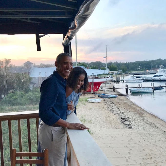Barack & Michelle Obama are Celebrating 27 years of Marriage