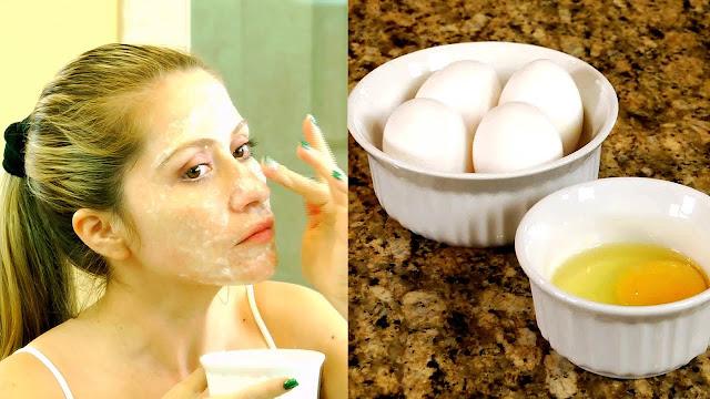 Éclaircir les taches brunes sur le visage avec ce masque au blanc d'œuf