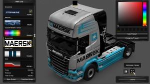 Combo Pack Maersk