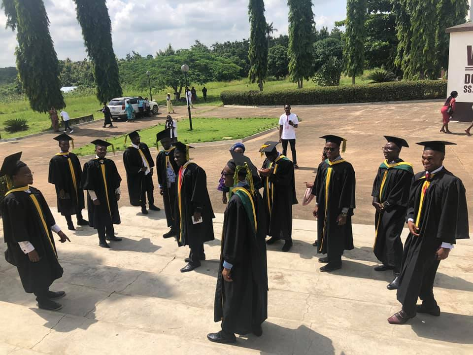 Image result for Nigerian University  Graduation