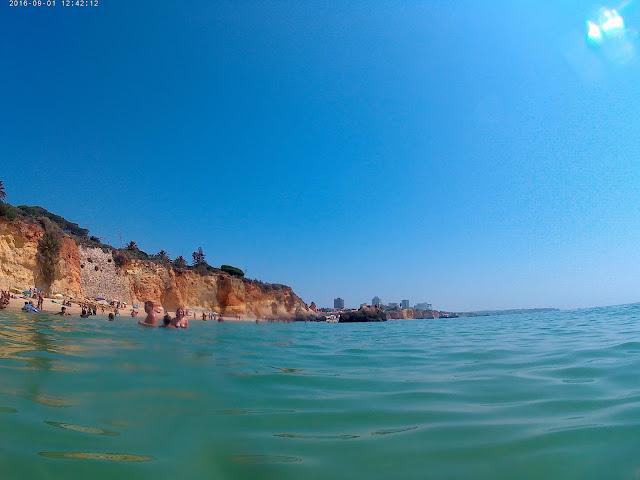 Portimão - Praia do Vau