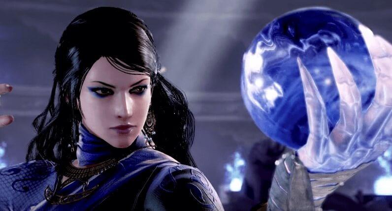 Tekken 7 Official Leroy Smith & Zafina Reveal Trailer