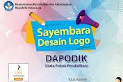 Ikuti, Sayembara Desain Logo Dapodik Total Hadiah 30 Juta