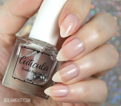 Cuticula for Polish Pickup October 2019 | Nail Care Essentials