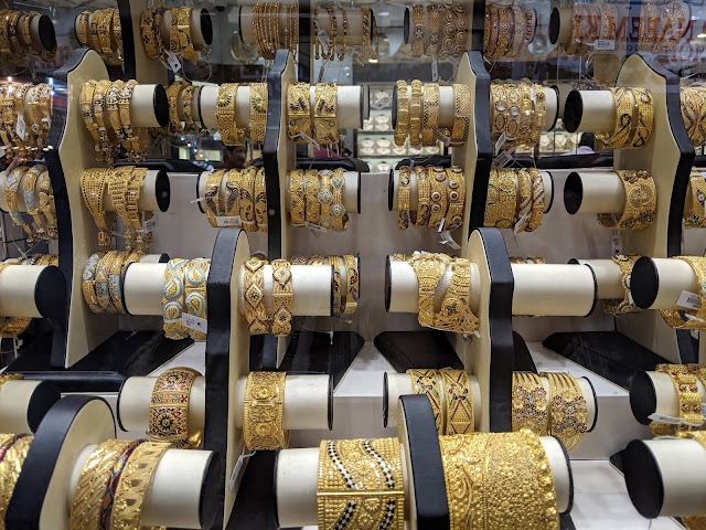 Браслеты на Gold Souk