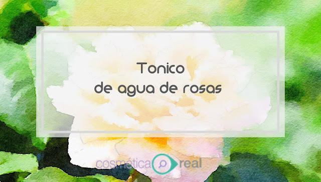 Como hacer agua de rosas casero