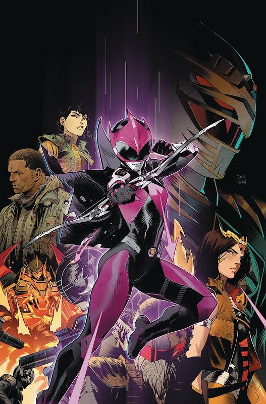 Pink Power Ranger Slayer