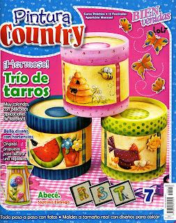 Pintura Country Nro. 7 – Trio de toros