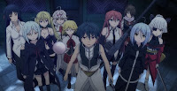Trinity Seven Movie 2: Heavens Library to Crimson Lord BD Subtitle Indonesia