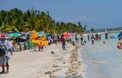 Menor de cuatro años falleció ahogado en la playa de Boca Chica