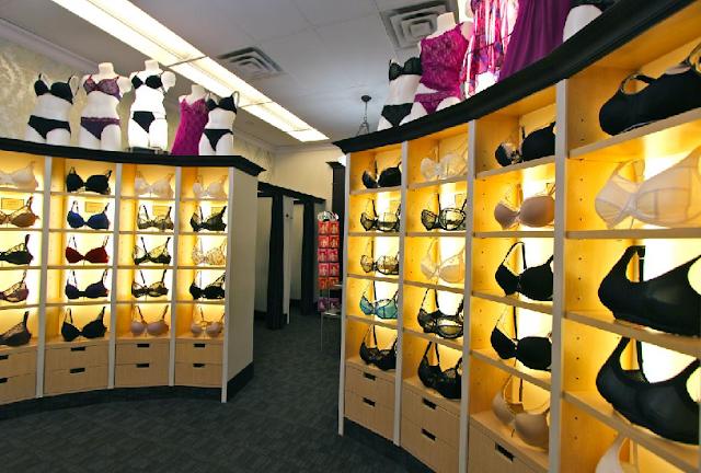 Lojas de roupas íntimas e lingeries em Las Vegas
