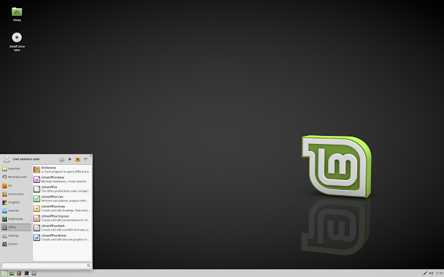 "Linux Mint 18.1 ""Serena"" Xfce Edition"