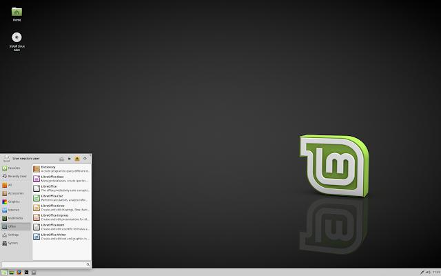 "Linux Mint 18.1 ""Serena"" Xfce Edition"