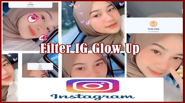 Filter IG Glow UP