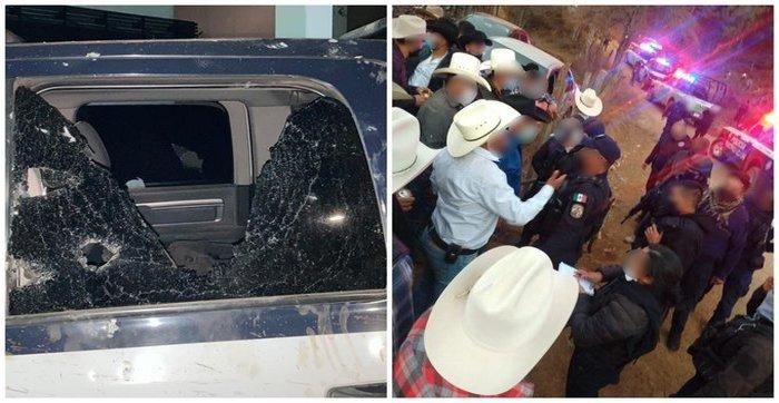 Hieren a 5 policías por clausurar jaripeo en Michoacán que violaba todos los protocolos contra el Covid-19