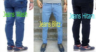 Jual Celana Jeans Stretch Murah