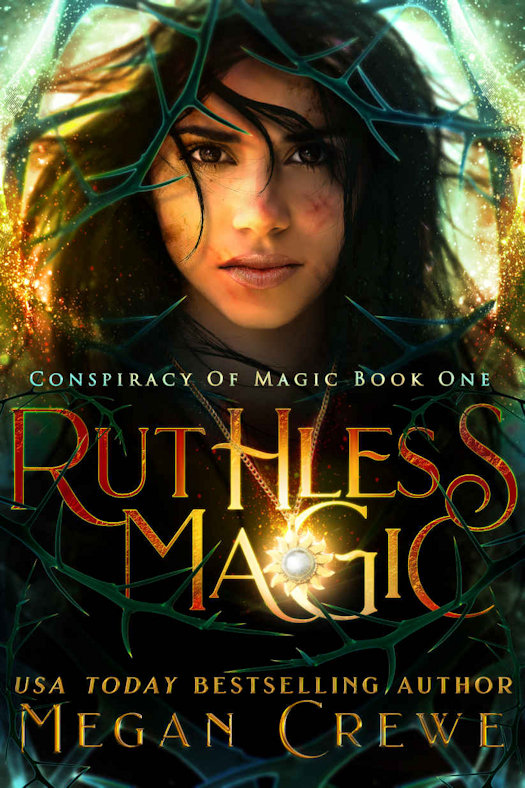 SPFBO Finalist Review: Ruthless Magic by Megan Crewe