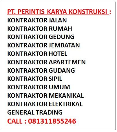 Perusahaan Kontraktor Di Surabaya