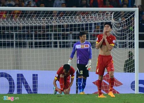 Tiến Thành cũng từng 2 lần đá phản lưới nhà khi khoác áo đội tuyển quốc gia