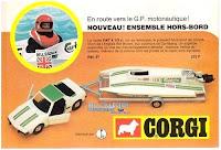 Corgi Toys sur miniature-ford.be