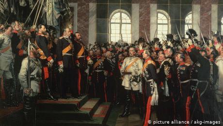 Το Γερμανικό Ράιχ και η ταπείνωση της Γαλλίας