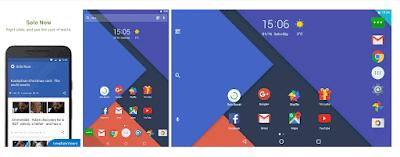 aplikasi tema untuk android 9