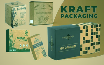 ADVANTAGES AND TYPES OF CUSTOM KRAFT PACKAGING