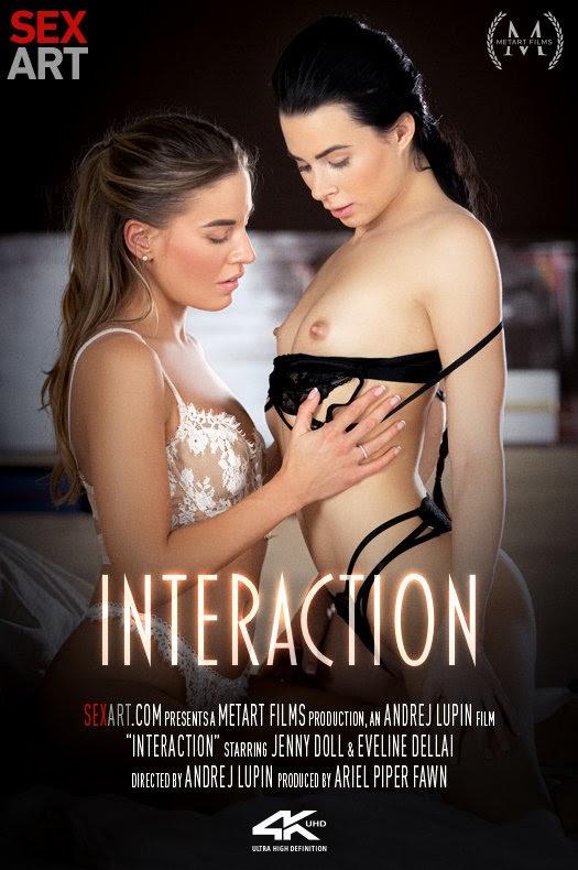 [Sex-Art] Eveline Dellai, Jenny Doll - Interaction