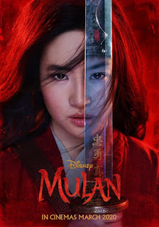 Mulan First Look Poster
